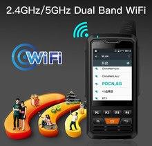 UNIWA F50 Zello PTT Walkie Talkie Touch Screen da 2.8 pollici 4000mAh 4G LTE Android 6.0 Smartphone Quad Core 2G 3G 4G Cellulare