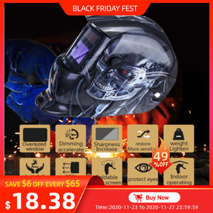 Helmet-Mask Welding Tig Automatic