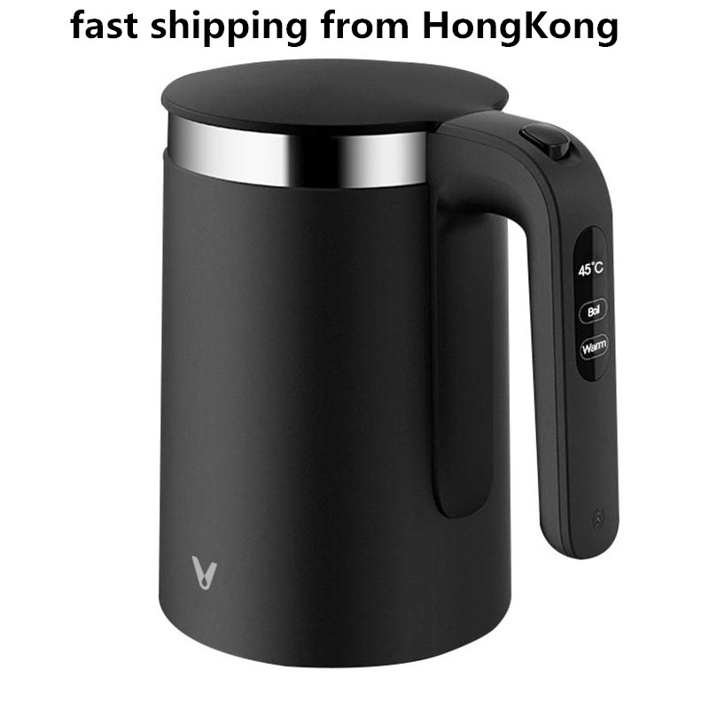 Xiaomi VIOMI Electric Kettle APP Intelligent Pro Thermostat AntiScalding Household 1.5L Stainless Steel Water Kettle YM-K1503