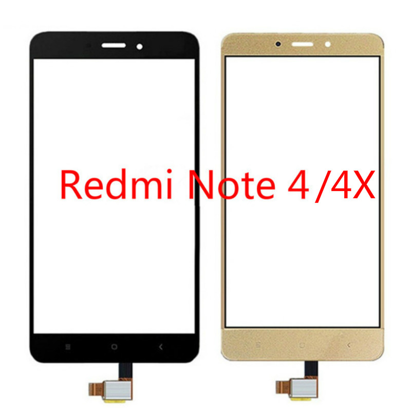 5,5 ''LCD Display Touch Screen Für Xiao mi Red mi Hinweis <font><b>4</b></font> 4X Touchscreen <font><b>Panel</b></font> Glas Digitizer Rot mi hong mi Note4 Sensor Teile image