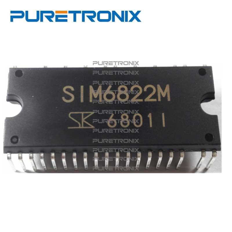 SIM6812M SIM6813M SIM6822M SIM6827M Motor Driver ICs