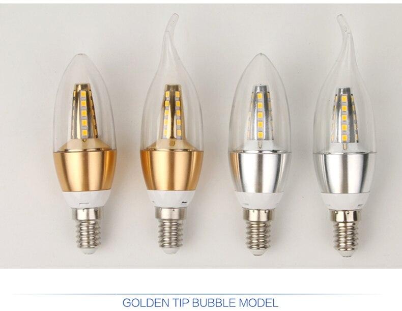 lâmpada luz para lustre de cristal frete grátis