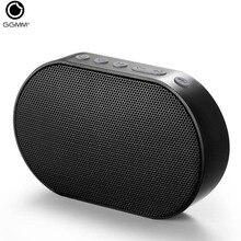 GGMM портативный Bluetooth динамик открытый беспроводной Wi-Fi Колонка 10 Вт стерео музыка громкий динамик поддержка Amazon Alexa 2200 мАч 14 ч