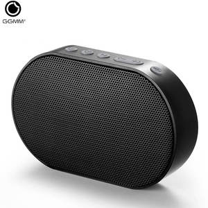 GGMM Bluetooth Speaker Stereo-Column Soundbar Subwoofer Wifi Mini Portable Amazon Alexa