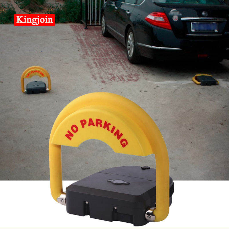 High Quality Waterproof Smart Remote Control Automatic Remote Control Smart Parking Lock Parking Barrier Car Parking Barrier