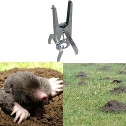 Многофункциональная ловушка для Кротов, ножничный тип, Репеллент для крыс, мощные продукты для борьбы с вредителями, уличные садовые принад...