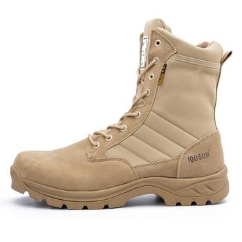 Size 38-46 Men Military Tactical Boots Autumn Winter Special Force Desert Ankle Combat Boots Army Outdoor Men Shoes Footwear ultralight men army boots military shoes combat tactical ankle boots for men desert jungle boots outdoor shoes size 35 46