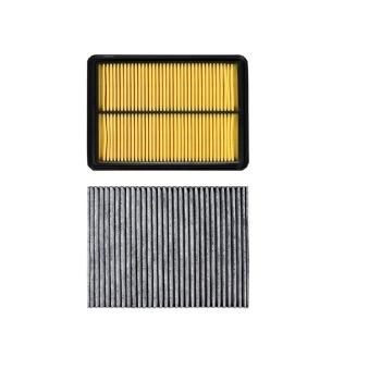 Air Filter Cabin Filter for Renault Kadjar 2.0L Nissans X-TRAIL Qashqai Model 2014 -2018 16546-4BA1B-C139 B7200-4BA0A-D403 image