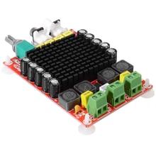 TDA7498 AMP Boards 2x100W 18-100 KHz Class D Audio Stereo Digital Power Amplifier Board For Speaker XH-M510 стоимость