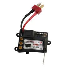 35a brushless controlador de velocidade elétrica esc para 1/16 xlh q901 q902 q903 acessórios do caminhão monstro rc