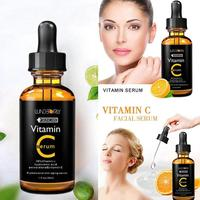 30ml Vitamin C Serum Organic Moisturizing Vitamin E Lifting Whitening Skin Anti Firming Essence Care Face Wrinkle L6D8 6