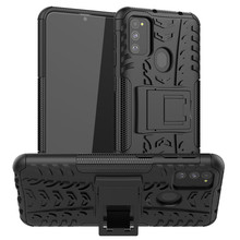 Armor Holder Case For Samsung Galaxy M21 M31 M30S Cover Shockproof Phone Bumper For Samsung Galaxy M21 M31 M30S Case Funda 6.4''