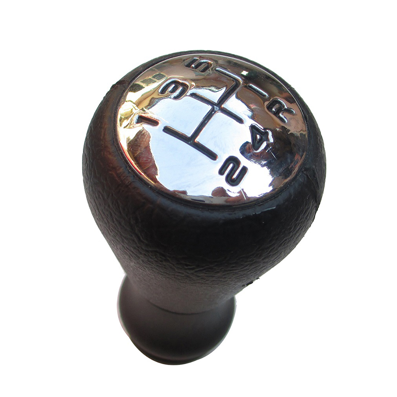 Car 5 Speed Shift lever knob for Peugeot 406,307,206 Gearbox handle Head