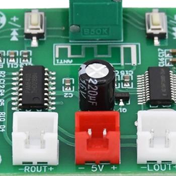 XH-A158 ultra-czysty Bluetooth 5 0 niska płyta wzmacniacza zasilania PAM8403 DIY bezprzewodowy H05A tanie i dobre opinie Crust Pro NONE CN (pochodzenie) DO WZMACNIACZA H05A4NB502399 4 5x4 2x2 5cm 1 77x1 65x0 98in