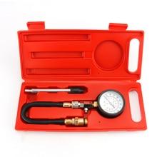 Cylinder Compression Tester Pressure Gauge with M18 Adapter Motor Auto Petrol Gas Engine Car Motorcycle Pressure Gauge 0 300psi