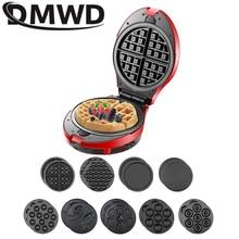 Waffle-Maker Eggette-Machine Ice-Cream DMWD Electric Multifunction Cone-Grill Doughnut