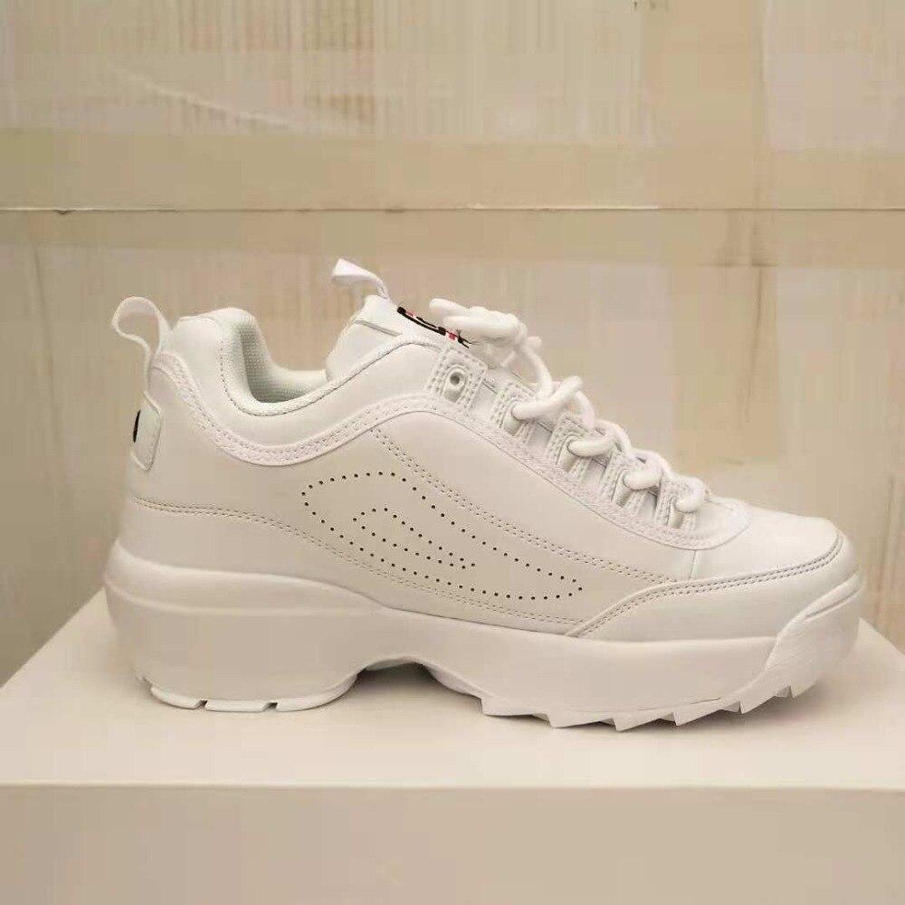 Best Offer #7838 FILAS Disruptor II 2 Men Women Sneakers