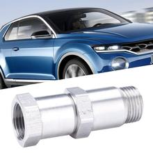 Car Exhaust Gas Oxygen Sensor Auto M18x15 Thread Oxygen O2 Sensor Spacer Bung Adapter Isolator Accessories for city mox 4 gas sensor anesthetic medical oxygen sensor mox 4 o2 sensor gas sensor original authentic m0x 4