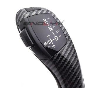 Image 4 - Palanca de cambio de marchas con luz LED, palanca de cambios para BMW 1 3 5 6 Series E90 E60 E46 2D 4D E39 E53 E92 E87 E93 E83 X3 E89, accesorios automáticos