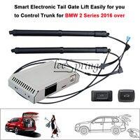 Elevador elétrico da porta da cauda do carro para bmw série 2 2016 sobre com sucção|Peças e tampas p/ baú| |  -