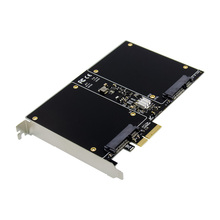 Adapter Converter Raid-Card Computer-Components Pcie Pci-E-Expansion-Card SATA3.0 2-Port