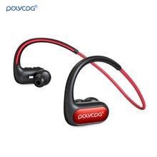 Fones de ouvido esportivos sem fio c6, com bluetooth, de corrida, ipx7, à prova d água, com tira para pescoço, com cancelamento de ruído, com microfone