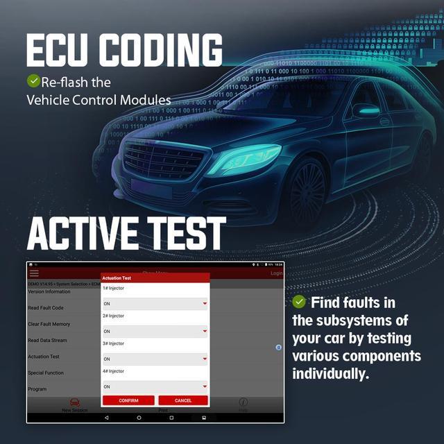"""Nuevo lanzamiento, escáner de diagnóstico X431 V plus 10 """"X431 V + V4.0 obd2, herramienta de diagnóstico de codificación ECU, escáner obd2 para coche PK X431 PRO PRO3 V 8"""