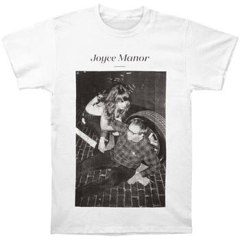 Joyce Manor Men's Matt & Frank T-shirt White