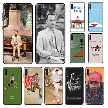 Tv Forrest Gump Phone case For Samsung Galaxy A 3 5 8 9 10 20 30 40 50 70 E S Plus 2016 2017 2018 2019 black luxury waterproof image