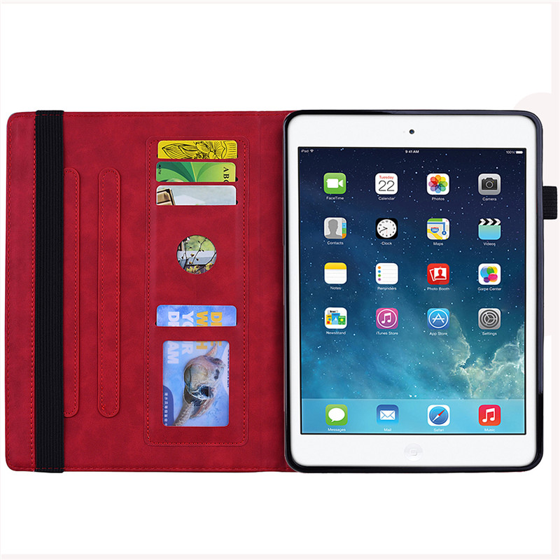 Coque 10.2 A2232-Cover-Case for Wekays Funda Case Classic iPad 7th-Generation Flower