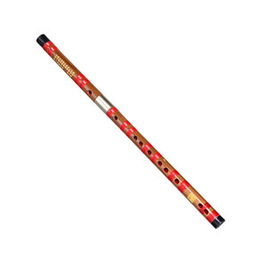 Guangya bitter bamboo second section bamboo flute beginner professional playing transverse flute instrument