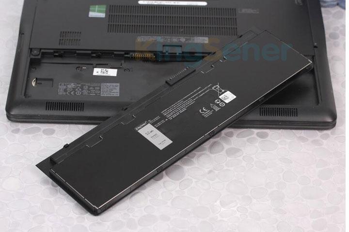 Image 4 - KingSener WD52H VFV59 New Laptop Battery For DELL Latitude E7240 E7250 W57CV 0W57CV GVD76 VFV59 battery 7.4V 45WH-in Laptop Batteries from Computer & Office