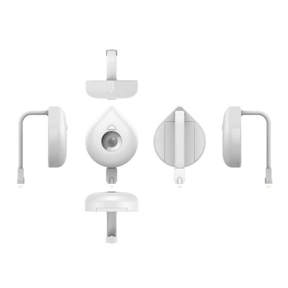 Baru Washingroom Kamar Mandi Motion Bowl Toilet Cahaya Diaktifkan On/Off Lampu Kursi Sensor Lampu Cahaya Kursi Cahaya