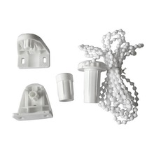 Аксессуары для жалюзи, занавесок, ручные рулонные жалюзи, цепочка из бисера, аксессуары для кухни, аксессуары для дома 25 мм