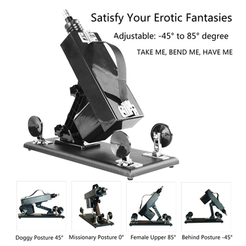 Thrusting Sex Machines | Masturbator Sex Machine