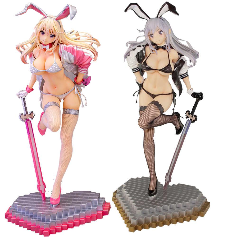 25cm SkyTube Alphamax Usada Yu saitom lapin filles Sexy filles Anime PVC figurines jouets figure d'anime adulte modèle poupée cadeaux