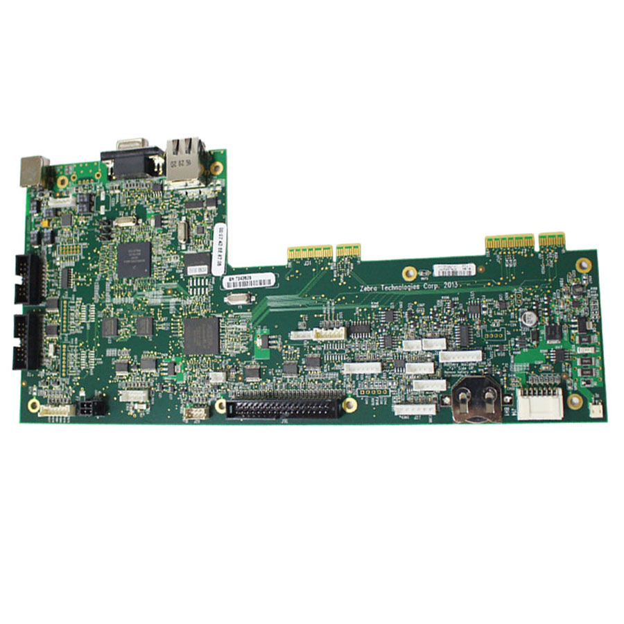 Новая основная материнская плата P1058930 030 для Zebra ZT410 ZT420 системная плата принтера штрих кодов системная плата