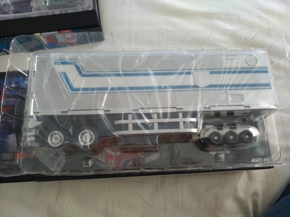 Kbb mp10v transformação caixa de carro brinquedo
