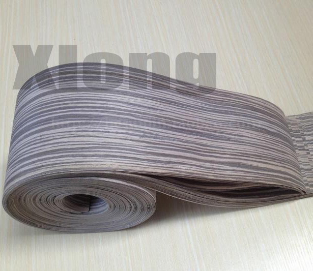 2Pieces/Lot L: 2.5 Meters Thickness:0.25mm  Width: 120mm Ivy Handmade Leather Furniture Wood Veneer