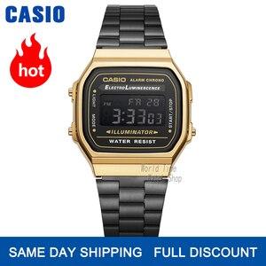 Image 1 - Casio watch men digital watch set top brand luxury LED Waterproof Quartz men watch Sport military Wrist Watch relogio masculino