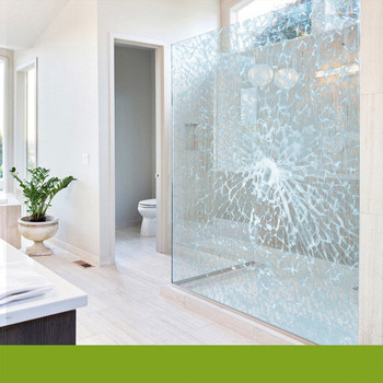 Sunice 4Mil Safety Security window Film Transparent Glass Protection Film Explosion-proof Anti Shatter Resist 1.83x10m