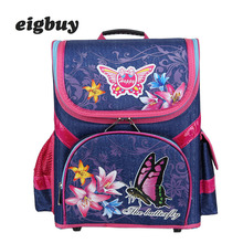 Girls School Bags Kid Satchel Child School Backpack Eva Folded Orthopedic Children School Bags Preschool Backpacks For Boys children school bags for girls monster high butterfly eva folded orthopedic backpack primary bookbags school backpacks mochila