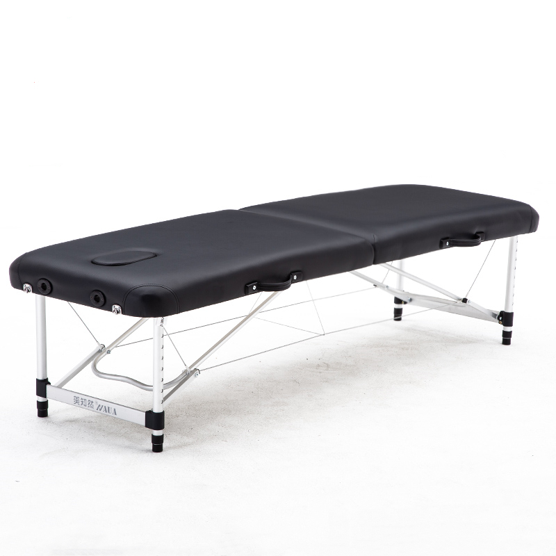 Original Point Folding Massage Bed Massage Bed Beauty Physiotherapy Embroidery Bed Household Portable