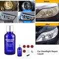 10ML/30ML Car Headlight Repair Liquid Headlight Polish Repair Kit Anti-scratch And Maintenance Liquid Car Restoration Accessorie