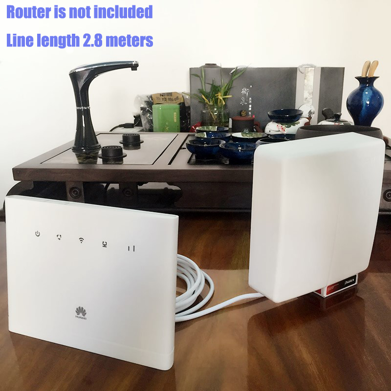 2pcs huawei original outdoor SMA antenna for Huawei B310s-22 LTE CPE Router Unlocked to any network,