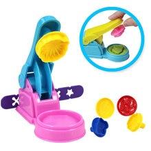 Ferramentas de plástico para brincar massa, conjunto de moldes de argila 3d de luxo, brinquedos criativos brinquedos educativos de aprendizagem #20