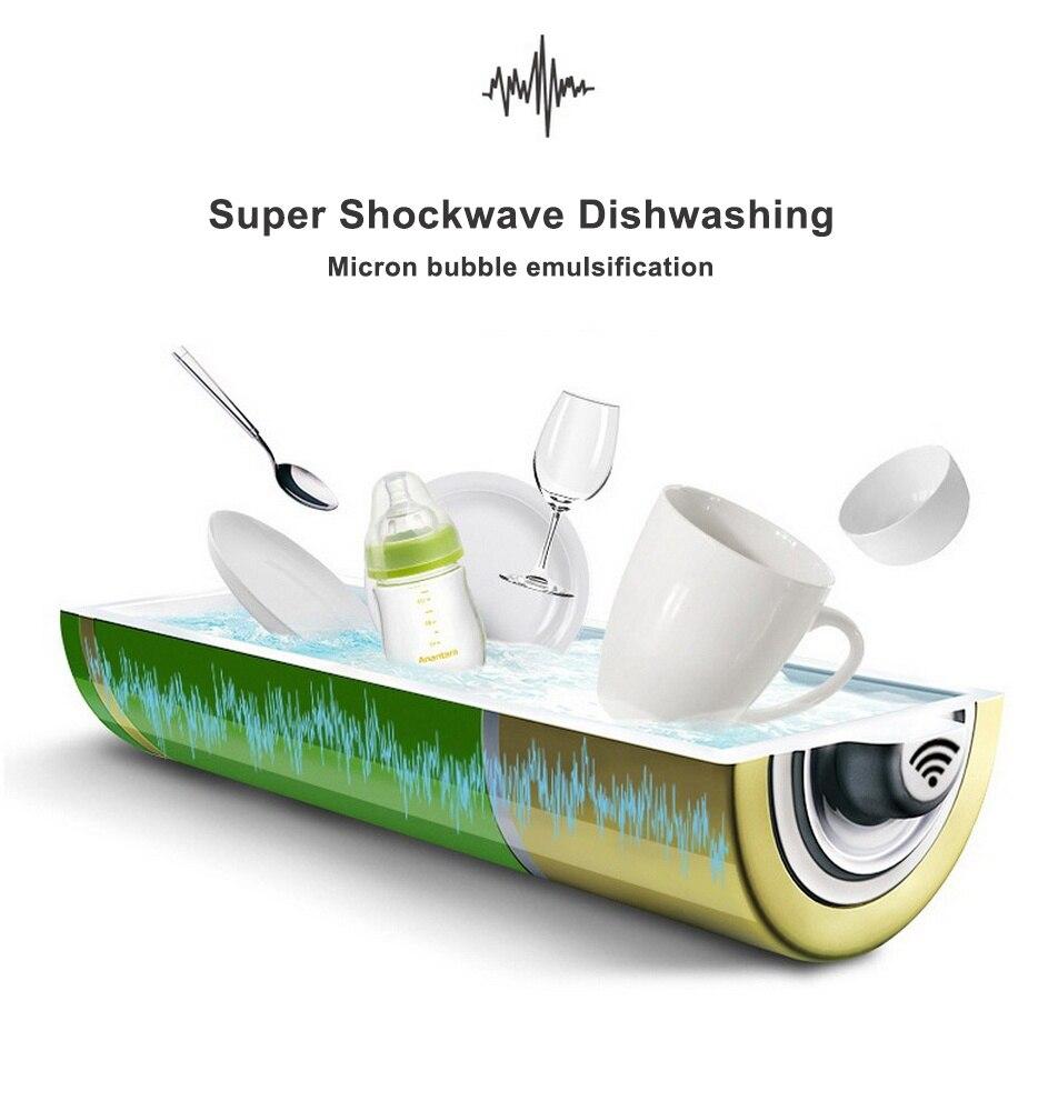 a onda preguiçoso portátil cozinha surf máquina