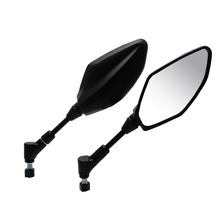 High Quality Aluminum Racing Motorbike Rearview Mirror Motorcycle Cafe Racer For Yamaha MT 07 09 MT07 MT09 Moto Side Mirrors недорого