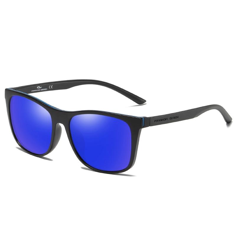 New Men Polarized Sunglasses Women Driving Sun Glasses Fashion Male Square Goggles UV400 Eyewear Gafas De Sol in Cycling Eyewear from Sports Entertainment