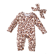 Baby Girls Boy Clothes Set Jumpsuit Outfits